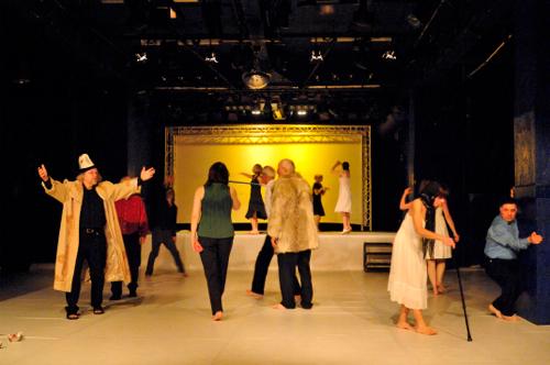Choreografie, Regie: Regina Advento und Milton Camilo